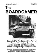 The Boardgamer Magazine - Volume 4, Issue 3