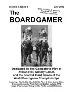 The Boardgamer Magazine - Volume 5, Issue 3