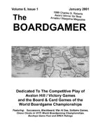 The Boardgamer Magazine - Volume 6, Issue 1