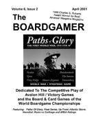 The Boardgamer Magazine - Volume 6, Issue 2