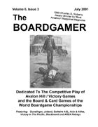 The Boardgamer Magazine - Volume 6, Issue 3