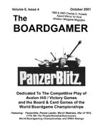 The Boardgamer Magazine - Volume 6, Issue 4