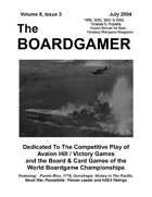 The Boardgamer Magazine - Volume 9, Issue 3