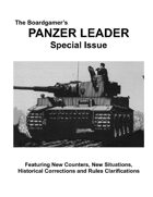 Avalon Hill's Panzer Leader Player's Guide - The Boardgamer