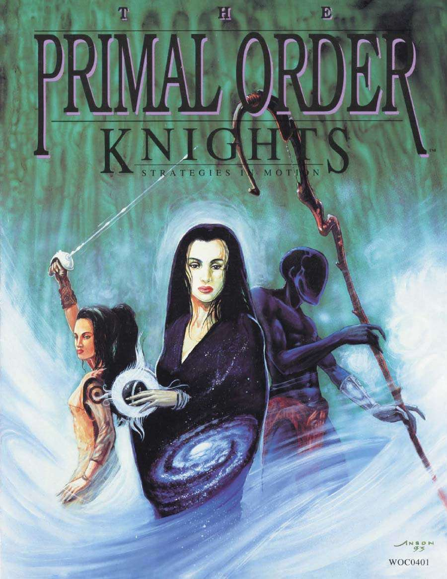 The Primal Order: Knights: Strategies in Motion