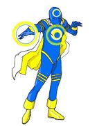 Superhero Art by Adam Dickstein 004