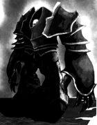 Power Armor_Claws 1_Anime_Grayscale