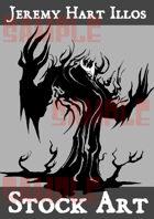 Wraith 1 Stock Art