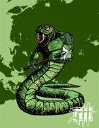 Snake Man B1