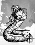 Snake Man B3