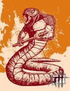 Snake Man B5