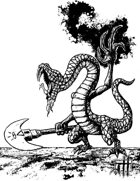Snake Man D3