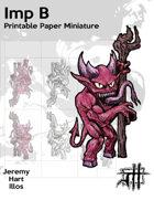 Imp B Solo Paper Mini