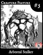 Creature Feature #5 Arboreal Stalker (5e)