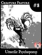 Creature Feature #8 Unseelie Psychopomp (5e)