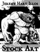 Mutant 3 Stock Art