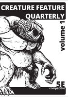 Creature Feature Quarterly volume 1