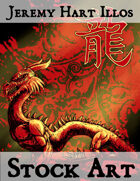 Dragon 1 stock art