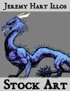 Dragon 2 stock art