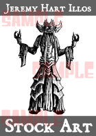 Sorcerer 3 Stock Art