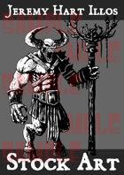 Devil 4 Stock Art