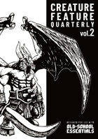 Creature Feature Quarterly vol. 2 (OSE)