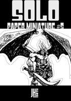 SOLO Paper Mini #5