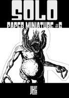 SOLO Paper Mini #6