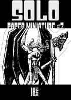SOLO Paper Mini #7