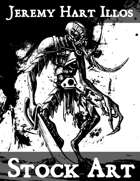 Alien 7 Stock Art
