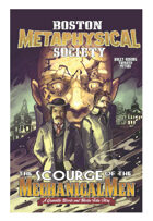 Boston Metaphysical Society: The Scourge of the Mechanical Men