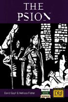 The Psion - A Dungeon World Playbook