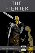 The Fighter - A Dungeon World Playbook