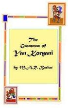 The Grammar of Yan Koryani
