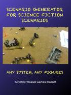 Scifi Scenario Generator for almost any system