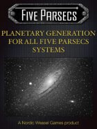 Five Parsecs Planetary Generation