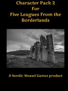Five Leagues Character Pack 2
