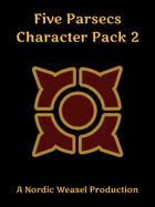 Five Parsecs Character Pack 2