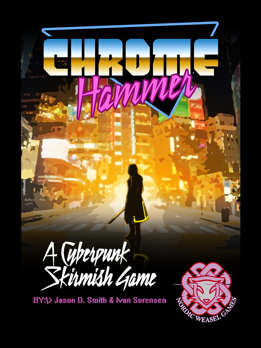 Chrome Hammer