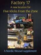 Factory 17. Location 2 for Five Klicks