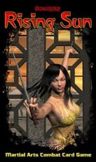 Swordplay: Rising Sun (PDF Edition)