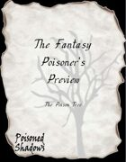 The Fantasy Poisoner's Preview