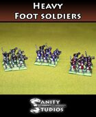Heavy Foot Soldiers