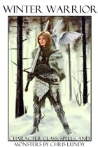 The Winter Warrior: A Prestige Class