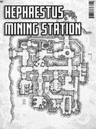 Underwater Mining Station