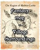 The Region of Walkia-Caisla