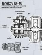 Tarakov 10-40 Fast Cargo Hauler