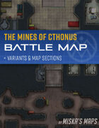 The Mines of Cthonus - An Astreoid Mining Station