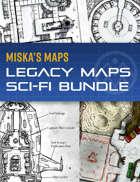 Miska's Maps Legacy Maps Sci-Fi Bundle [BUNDLE]
