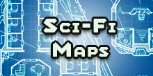 Science Fiction & Modern Maps